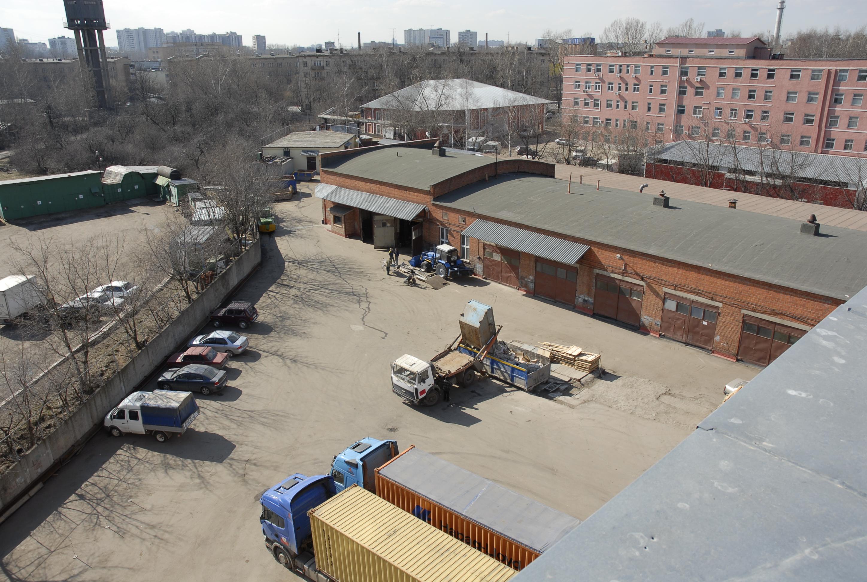 торгово-административный центр
