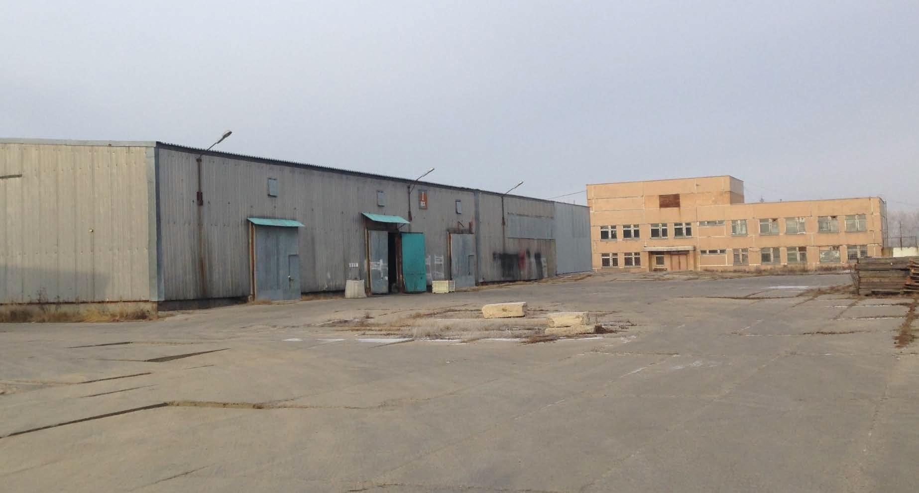 Продаю складской комплекс на участке земли 9га  вблизи г.Ступино