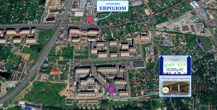 children club map